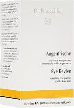 Parfémy, Parfumerie, kosmetika Kosmetický prostředek ke zmírnění únavy očí - Dr. Hauschka Augenfrische Augenserum