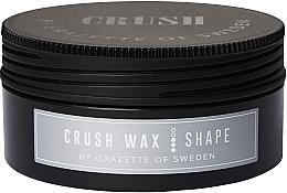 Parfémy, Parfumerie, kosmetika Vosk na vlasy - Grazette Crush Wax Shape