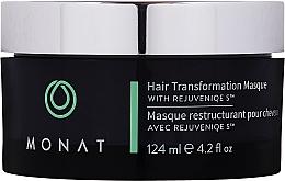 Parfémy, Parfumerie, kosmetika Transformační maska na vlasy - Monat Hair Transformation Masque