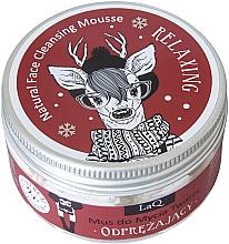 Parfémy, Parfumerie, kosmetika Čisticí mousse na obličej Pralinka - LaQ Natural Face Cleansing Mousse Relaxing Pralinka