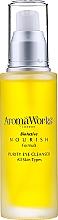 Parfémy, Parfumerie, kosmetika Čisticí přípravek na oči - AromaWorks Nourish Purity Eye Cleanser