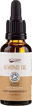 Parfémy, Parfumerie, kosmetika Mandlový olej - Wooden Spoon Almond Oil