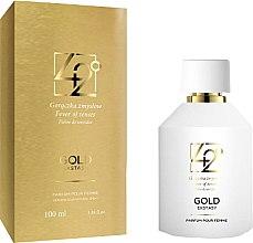 Parfémy, Parfumerie, kosmetika 42° by Beauty More Gold Extasy Pour Femme - Parfémovaná voda