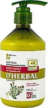 Parfémy, Parfumerie, kosmetika Balzám-kondicionér pro barvené vlasy s extraktem tymiánu - O'Herbal