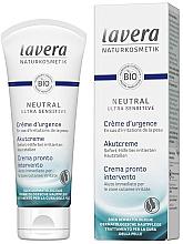 Parfémy, Parfumerie, kosmetika SOS krém s mikrostříbrem - Lavera Neutral Ultra Sensitive