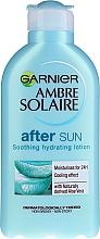 Parfémy, Parfumerie, kosmetika Hydratační mléko po opalování - Garnier Ambre Solaire