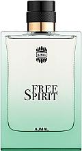 Parfémy, Parfumerie, kosmetika Ajmal Free Spirit - Parfémovaná voda