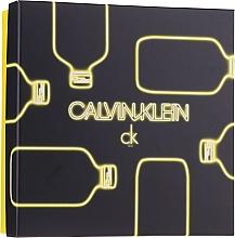 Parfémy, Parfumerie, kosmetika Calvin Klein CK One - Sada (edt/100ml + sh/g/100ml)