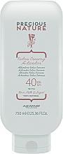 Parfémy, Parfumerie, kosmetika Extra krémový aktivátor 40 Vol (12%) - Alfaparf Precious Nature Extra Creamy Activator 40 Volume