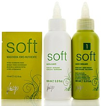 Parfémy, Parfumerie, kosmetika Jemná trvalá ondulace pro tenké a neobarvené vlasy - Vitality's Soft №1