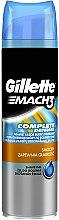 Parfémy, Parfumerie, kosmetika Gel na holení - Gillette Mach 3 Complete Defense Smooth