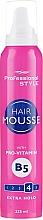 Parfémy, Parfumerie, kosmetika Pěna na úpravu vlasů - Professional Style Extra Hold Hair Mousse