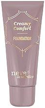 Parfémy, Parfumerie, kosmetika Make-up - Neve Cosmetics Creamy Comfort