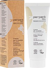 Parfémy, Parfumerie, kosmetika Dětský krém pod plenky - Pierpaoli Baby Care Nappy Change Cream