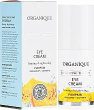 Parfémy, Parfumerie, kosmetika Multifunkční krém na konturu kolem očí - Organique Hydrating Therapy Eye Cream