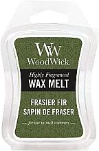 Parfémy, Parfumerie, kosmetika Voňavý vosk - WoodWick Wax Melt Frasier Fir