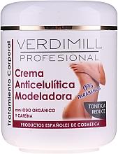 Parfémy, Parfumerie, kosmetika Anticelulitidový krém na tělo - Verdimill Professional Anti-Cellulite Cream