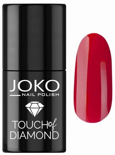 Gelový lak na nehty, bez sušení v lampě - Joko Gel Touch of Diamond