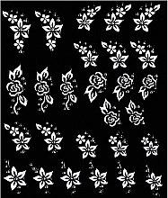 Parfémy, Parfumerie, kosmetika Nálepky pro nehtový design - Peggy Sage Decorative Nail Stickers Pink Line White Line