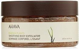 Parfémy, Parfumerie, kosmetika Exfoliační a vyhlazující přípravek na tělo - Ahava Deadsea Plants Smoothing Body Exfoliator
