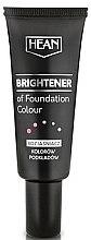 Parfémy, Parfumerie, kosmetika Rozjasňující podkladová báze - Hean Brightener of Foundation Colour
