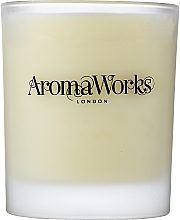 Parfémy, Parfumerie, kosmetika Aromatická svíčka Klid - AromaWorks Serenity Candle