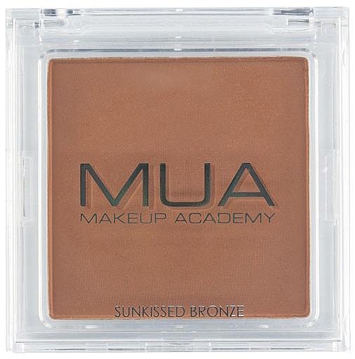 Bronzer na obličej - MUA Bronzer Sunkissed Bronze