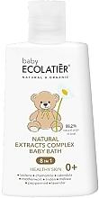 Parfémy, Parfumerie, kosmetika Přípravek do koupele s komplexem z bylin 8v1 - Ecolatier Baby