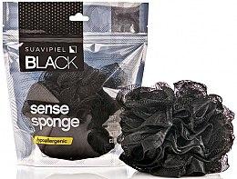 Parfémy, Parfumerie, kosmetika Mycí houba - Suavipiel Black Men Sense Sponge
