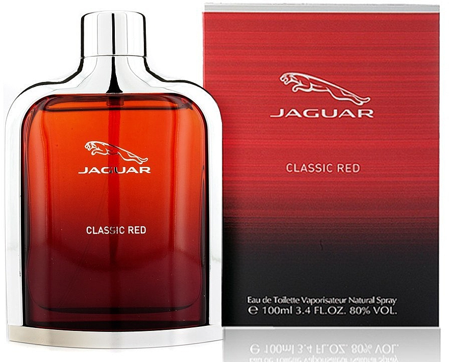 Jaguar Classic Red - Toaletní voda