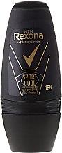 Parfémy, Parfumerie, kosmetika Kuličkový deodorant pro muže - Rexona Men Sport Cool Roll-On