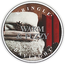 Parfémy, Parfumerie, kosmetika Čajová svíčka - Kringle Candle Warm and Fuzzy
