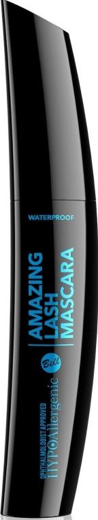 Voděodolná řasenka - Bell HYPOAllergenic Amazing Lash Mascara Waterproof