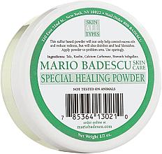 Parfémy, Parfumerie, kosmetika Speciální léčivý pudr - Mario Badescu Special Healing Powder