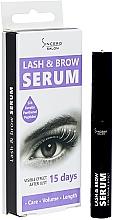 Parfémy, Parfumerie, kosmetika Sérum na řasy a obočí - Sincero Salon Lash & Brow Serum