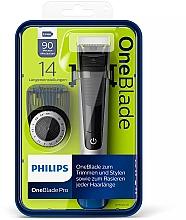Parfémy, Parfumerie, kosmetika Multifunkční zastřihovač - Philips OneBlade Pro QP6520/20