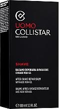 Parfémy, Parfumerie, kosmetika Sada - Collistar Linea Uomo (Maxi Volume) (ash/balm/100ml + sh/gel/30ml)