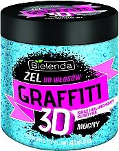 Parfémy, Parfumerie, kosmetika Gel na vlasy - Bielenda GRAFFITI 3D Strong Stayling Hair Gel