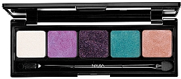 Parfémy, Parfumerie, kosmetika Paleta očních stínů - Nouba Beauty Obsession