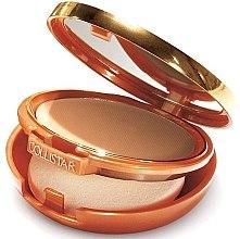 Parfémy, Parfumerie, kosmetika Kompaktní tonovácí krém-pudr s bronzujícím efektem - Collistar Tanning Compact Cream SPF 6