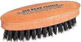 Parfémy, Parfumerie, kosmetika Kartáč na vousy - Mr. Bear Family Beard Brush Travel Size