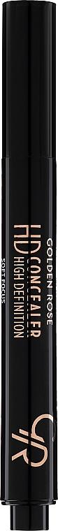 Korektor na obličej - Golden Rose HD Concealer High Definition