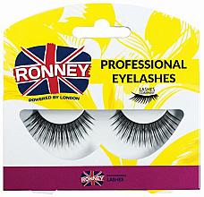 Parfémy, Parfumerie, kosmetika Umělé řasy, syntetické - Ronney Professional Eyelashes RL00025