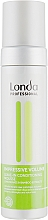 Parfémy, Parfumerie, kosmetika Pěna-kondicionér na vlasy - Londa Professional Impressive Volume