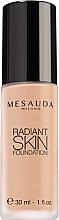 Parfémy, Parfumerie, kosmetika Tónovací krém s kyselinou hyaluronovou - Mesauda Milano Radiant Skin Foundation