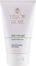Parfémy, Parfumerie, kosmetika Gel na obličej a tělo s aloe vera - Yellow Rose Aloe Vera Gel