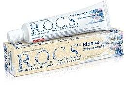 """Parfémy, Parfumerie, kosmetika Zubní pasta """"Whitening"""" - R.O.C.S. Bionica"""