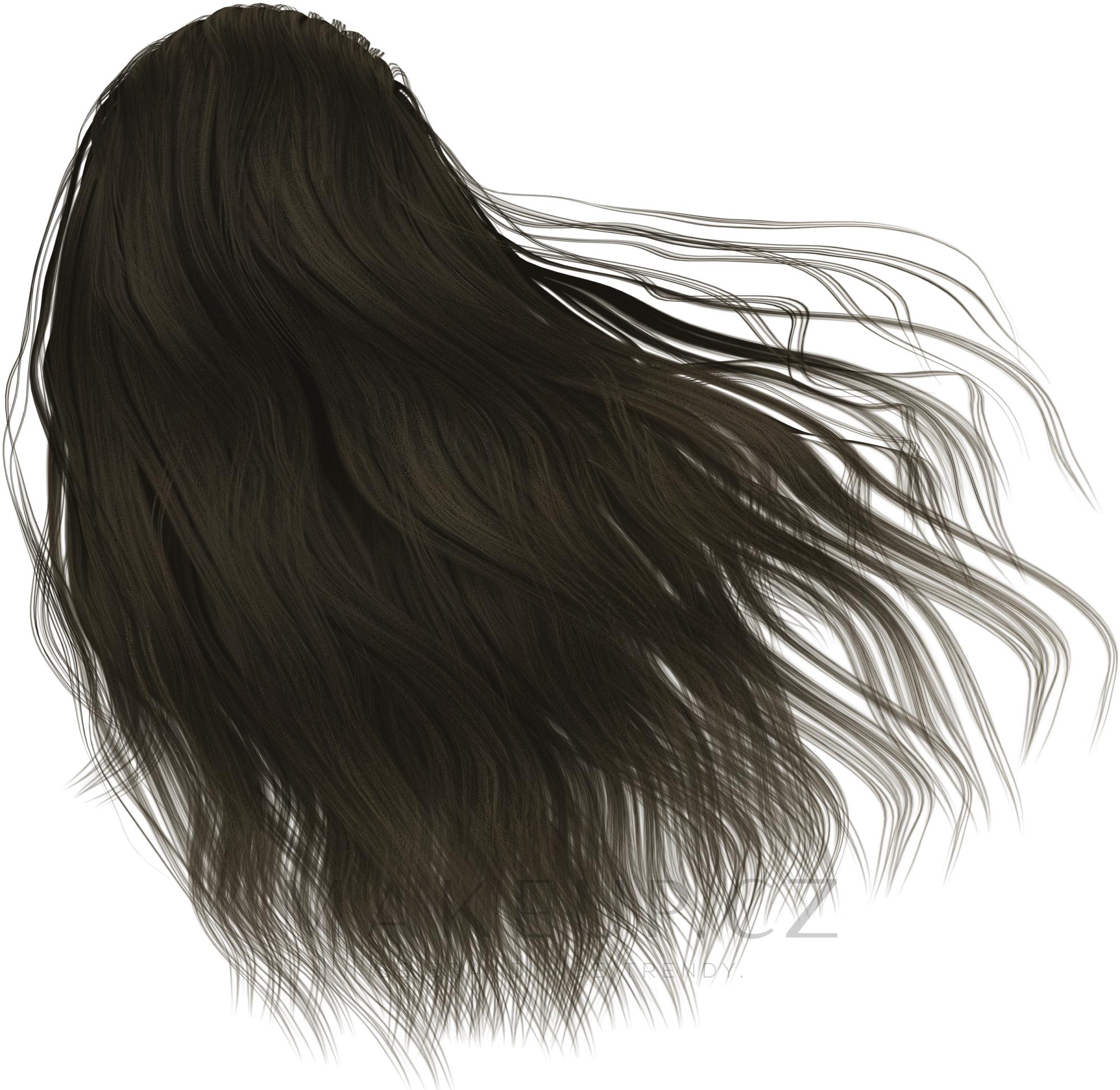 Tónovací pěna na vlasy - Schwarzkopf Professional Igora Expert Mousse — foto 3-0 - Tmavě hnědý přírodní