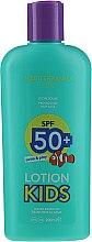 Parfémy, Parfumerie, kosmetika Dětský ochranný krém proti slunci - Mediterraneo Sun Kids Lotion Swim & Play Protetor Solar SPF50