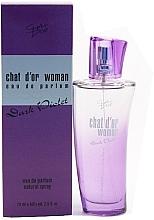 Parfémy, Parfumerie, kosmetika Chat D'or Dark Violet Woman - Parfémovaná voda